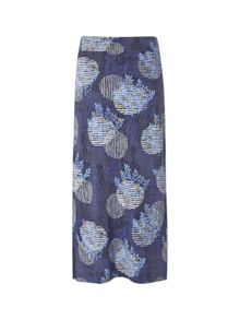 White Stuff Graphite Maxi Skirt