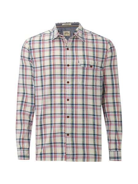 White Stuff Mawku multi check ls shirt