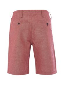 White Stuff Warren linen chino short