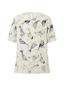 White Stuff Birdy Top
