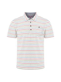 Tool stripe polo