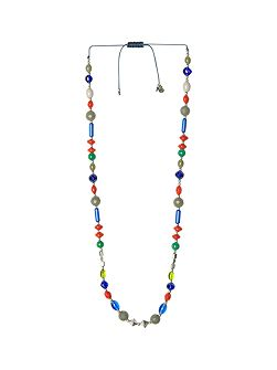 Cheng Mixed Bead Mid Necklace