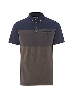 Slipstream stripe polo