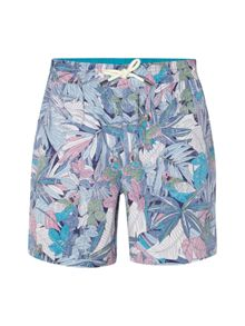 White Stuff Jungle print swim shorts