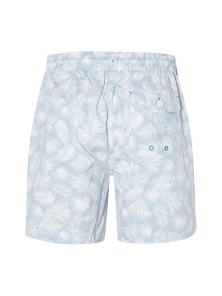 White Stuff Tropical leaves swim shorts