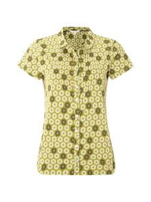 White Stuff Daisy Jersey Shirt