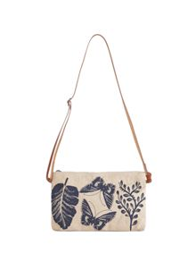 White Stuff Emily Butterfly Crossbody