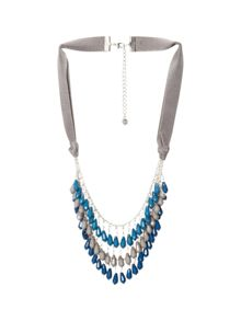 White Stuff Gisele Statement Necklace