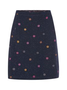 White Stuff Sternhill Speck Skirt