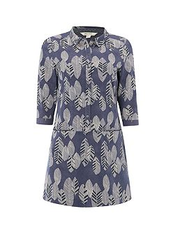 Sycamore Print Jersey Tunic