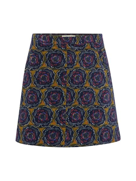 White Stuff Tyrell Print Skirt