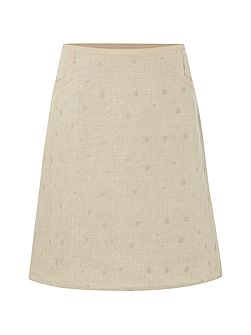 Hiccup Embroidered Skirt