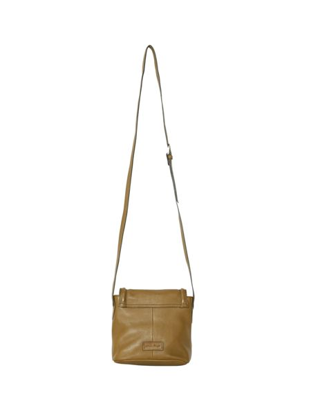 White Stuff Fawn Tassel Bucket Bag