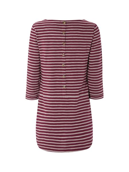 White Stuff Stripe Me Jersey Tunic