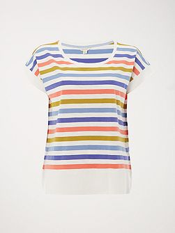 Betty Stripe Jersey Tee