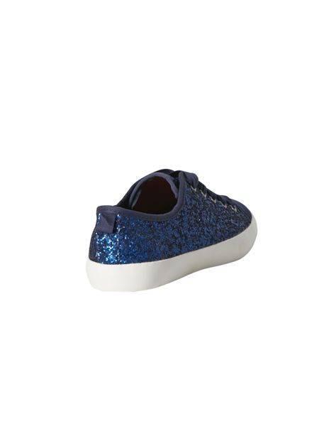 White Stuff Glitzy Glitter Trainer