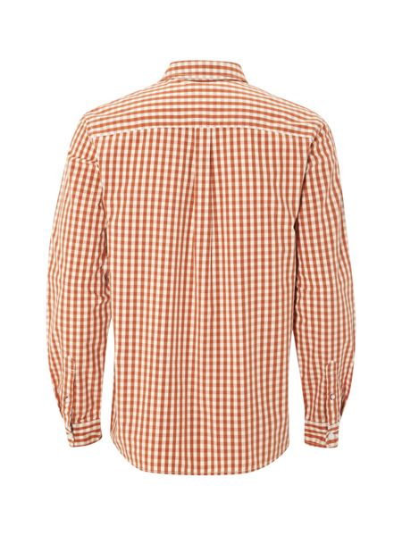 White Stuff Heartland mini check ls shirt