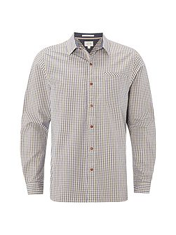Quartz grindle check ls shirt