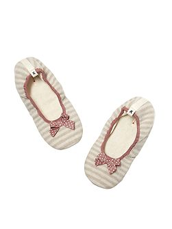 Travel Ballerina Slipper