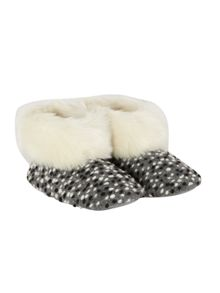 White Stuff Bobble Bootie
