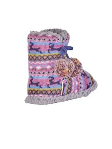 White Stuff Fairisle Bootie