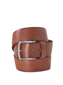 White Stuff Johnny leather mens belt