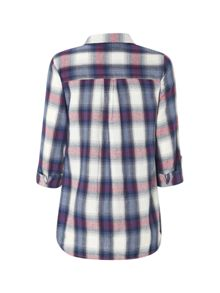 White Stuff Effortless Check Shirt