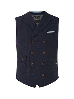 Twin double breasted waistcoat