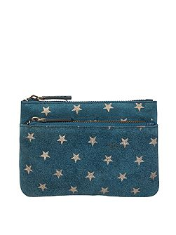 Star Metallic Coin Purse
