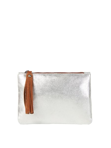 White Stuff Gigi Key Ring Coin Purse