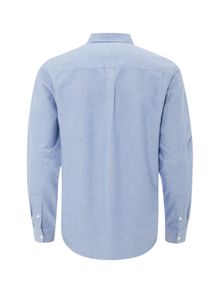 White Stuff Plain Oxford Long Sleeve Shirt