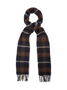 White Stuff Matthew check scarf