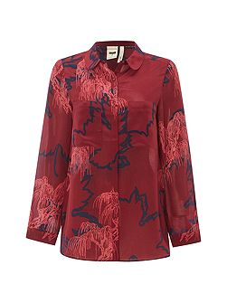 Savoy Silk Shirt