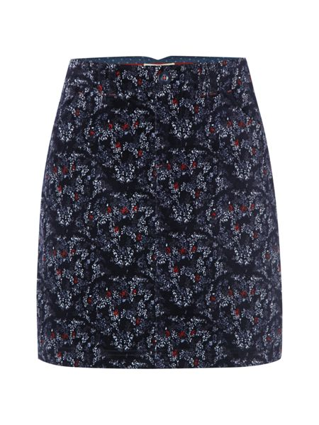 White Stuff Suqi Floral Skirt