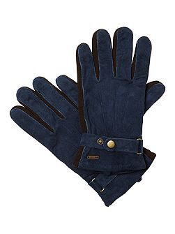 Alan suede glove