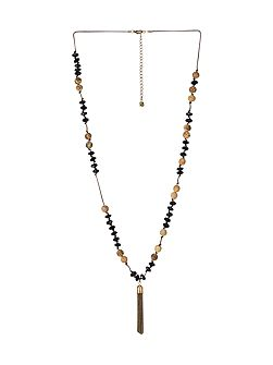 Willow Bead Necklace