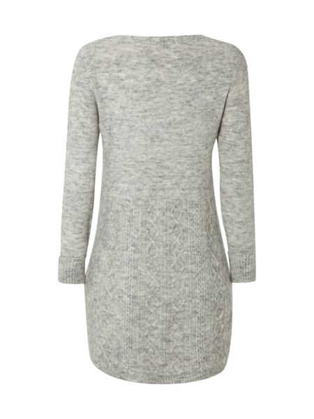 White Stuff Mable Cable Tunic