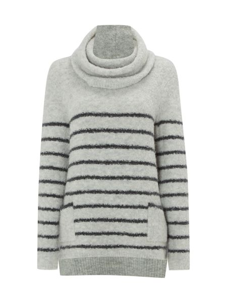 White Stuff Eskimo Stripe Jumper
