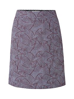 Strawberry Fields Tweed Skirt
