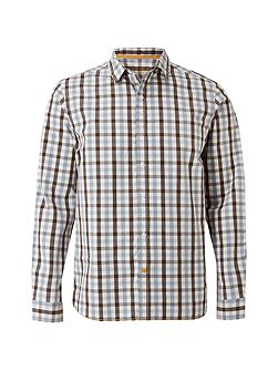 Heartland multi check ls shirt
