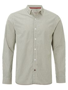 White Stuff Heartland Stripe Long Sleeve Shirt