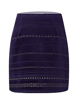 North To South Sparkle Skirt