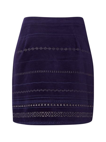 White Stuff North To South Sparkle Skirt