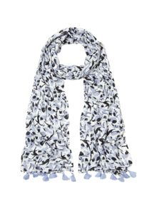 White Stuff Kitty Cat Scarf