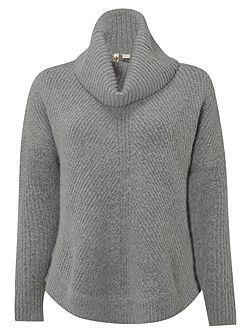 Caraway Roll Neck Jumper