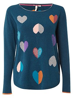 Valentine Heart Jumper