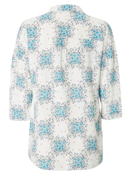 White Stuff Artichoke Shirt