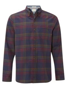 White Stuff Cirrus flannel check ls shirt