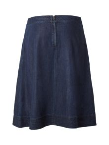 White Stuff Harriet Denim Skirt