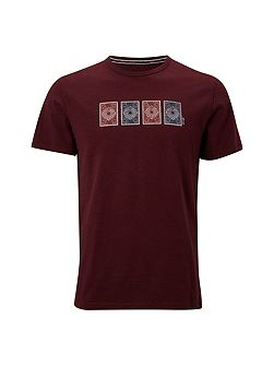 Playing cards graphic tee